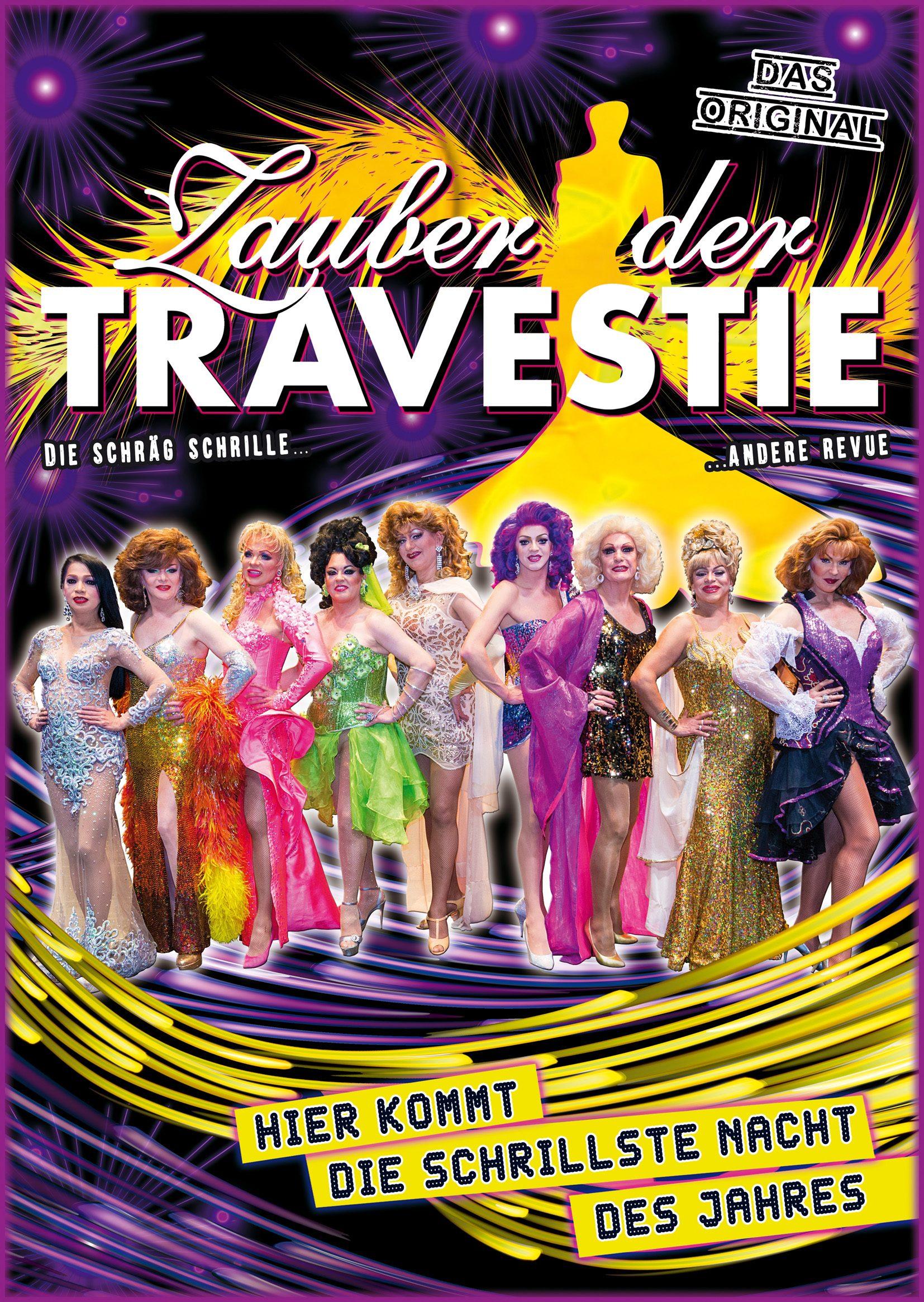 Zauber der Travestie das Original 1
