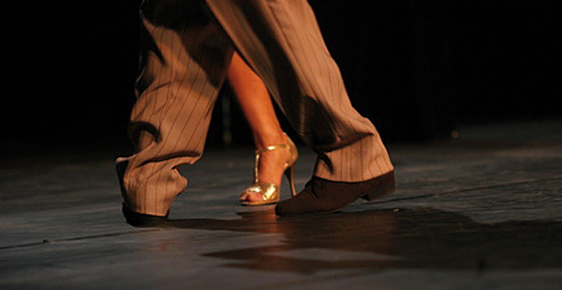tanzmusik Motiv quer
